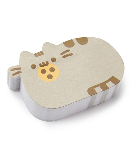 Pusheen Cookie Sticky Notes