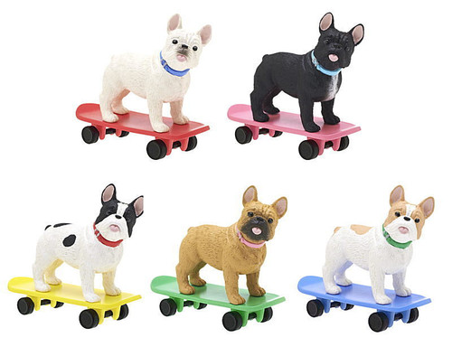 Skateboarding Dog Blind Box (Random)