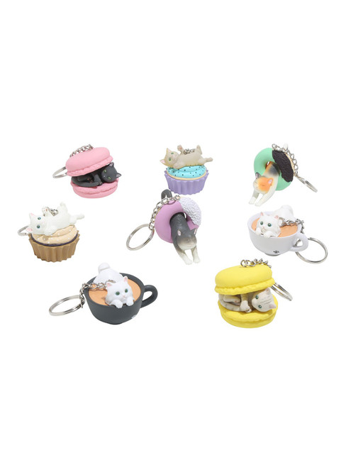 Cafe Du Meow Blind Box Key Chain (Random)