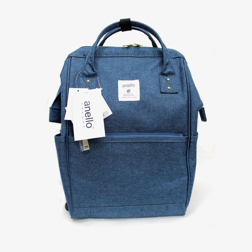 Anello Grande Mini Canvas  - Dark Blue