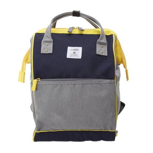 Anello Grande Mini Daypack Light Gray/ Yellow
