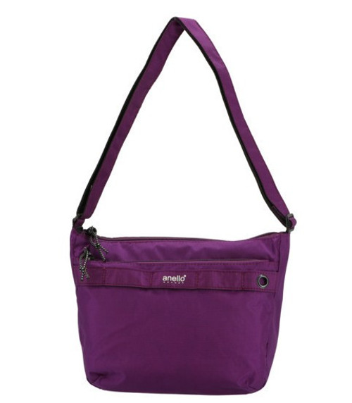 Anello Mini Shoulder Bag Purple
