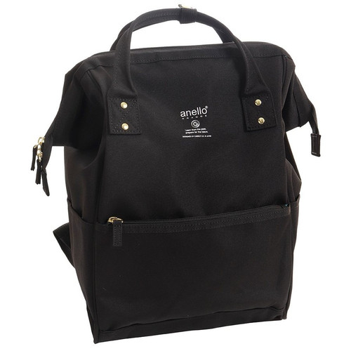 Anello Polyester Backpack Black