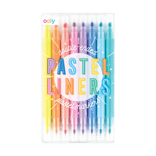 Ooly Double Ended Pastel Liners