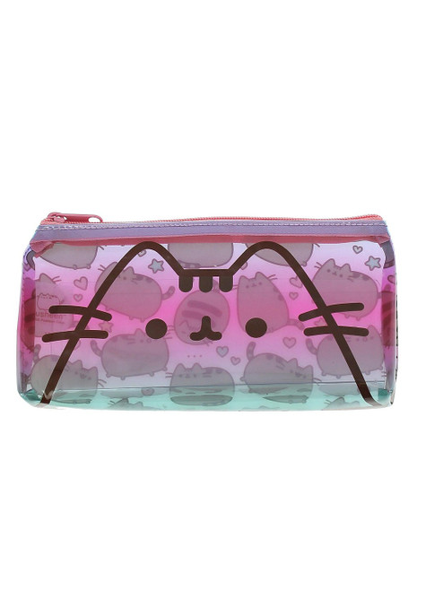 Pusheen Clear Pencil Case