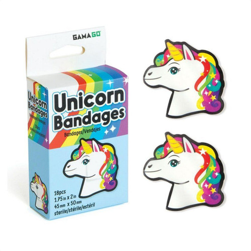 Gama-Go Unicorn Bandages
