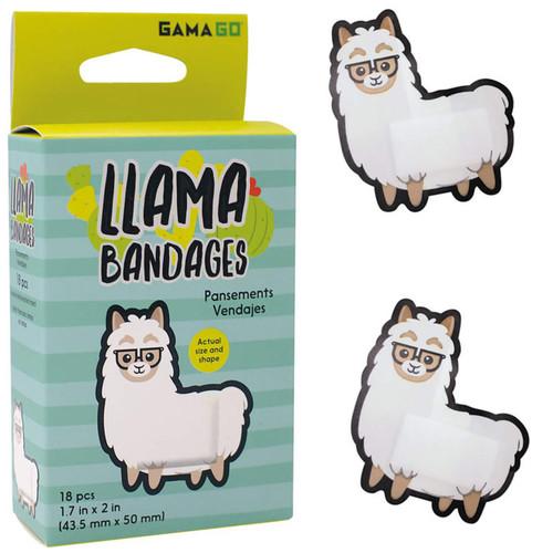 Gama-Go Llama Bandages