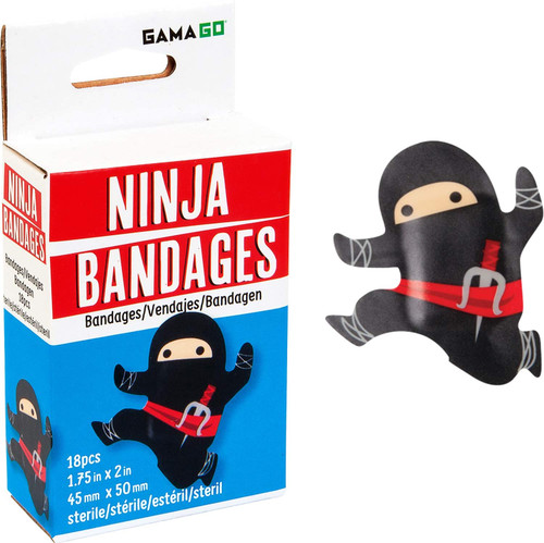 Gama-Go Ninja Bandages