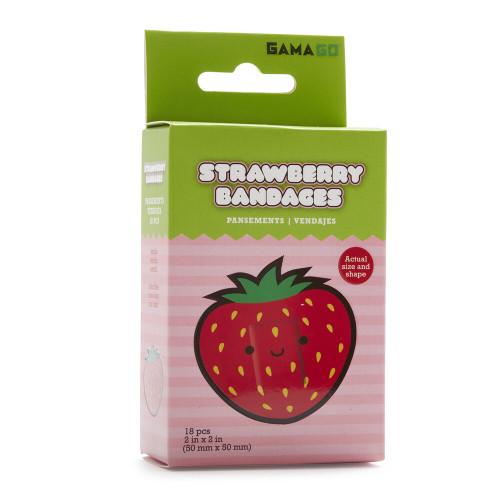 Gama-Go Strawberry Bandages