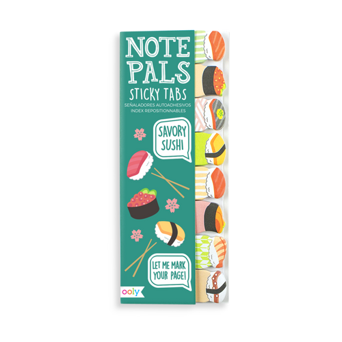 Ooly - Note Pals Savory Sushi