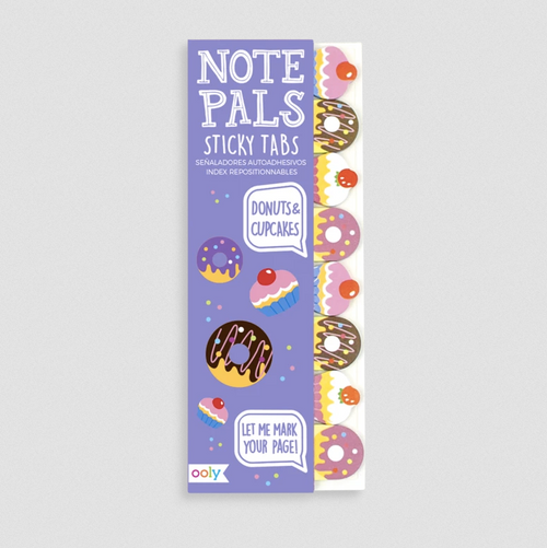 Ooly - Note Pals Donuts And Cupcakes