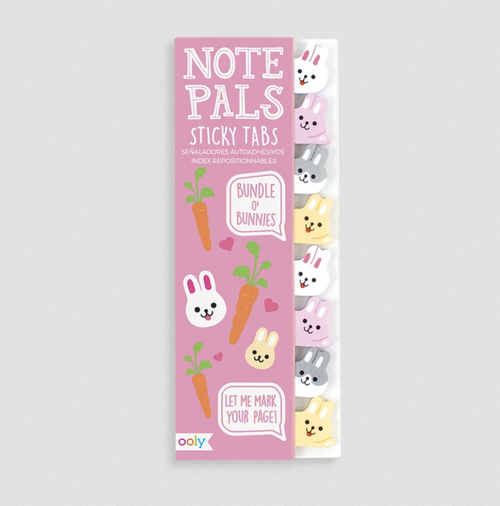 Ooly - Note Pals Bundle O' Bunnies