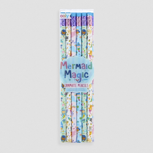 Ooly - Mermaid Magic Graphite Pencils