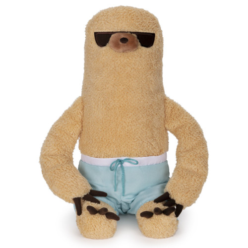 Sloth with Shorts Plush