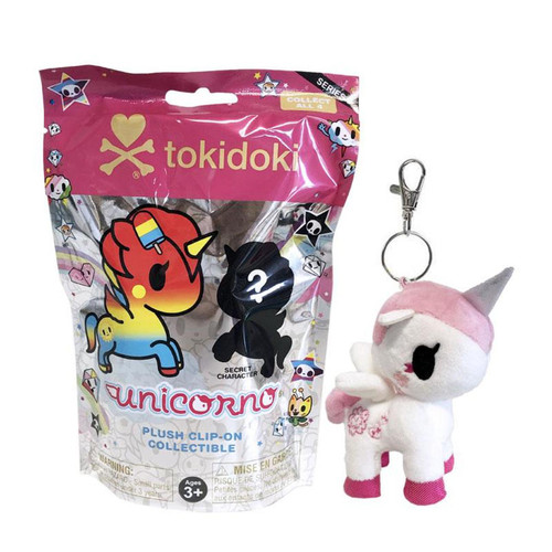 Tokidoki Unicorno Plush Blind Bag Series 3 (Random)