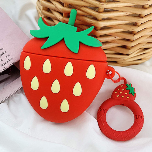 AirPods Case - Strawberry