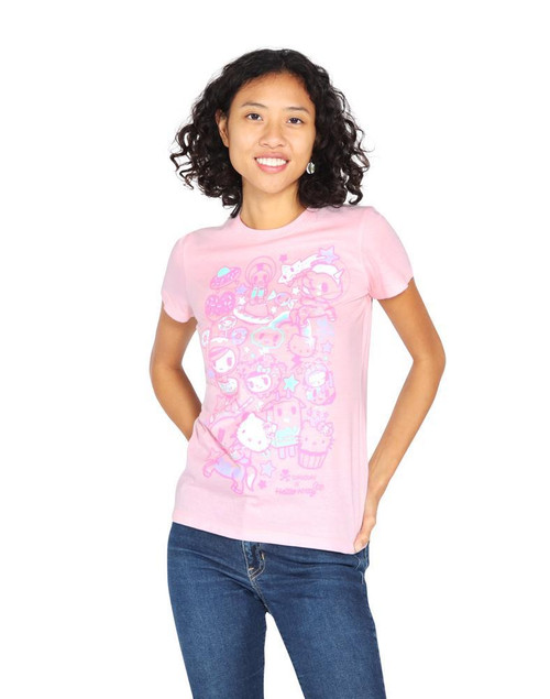tokidoki x Hello Kitty Hello Dreamy Tee