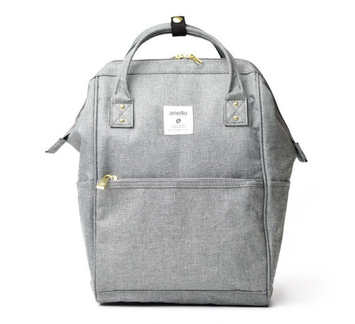 Anello Grande Mini Canvas  - Light Gray
