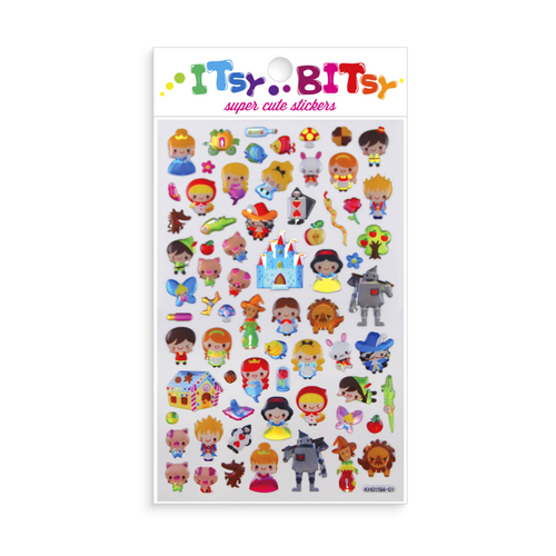 Itsy Bitsy Fairytale Stickers