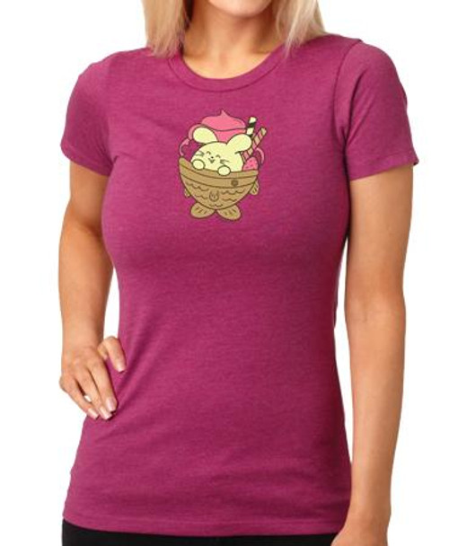 Fat Rabbit Farm Taiyaki Babee T-Shirt