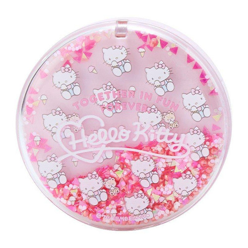 Hello Kitty Memopad In Case