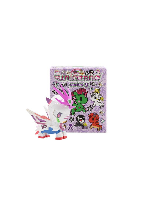 Tokidoki Unicorno Series 9 Blind Box Vinyl Figure (Random)