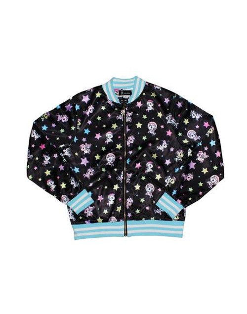 Tokidoki Star Studded Reversible Jacket