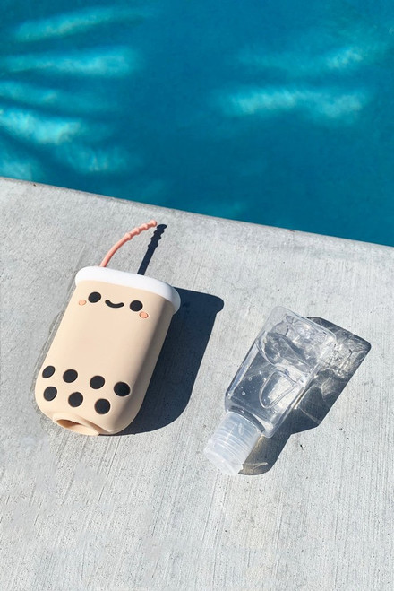 Smoko Pearl Boba Hand Sanitizer Holder