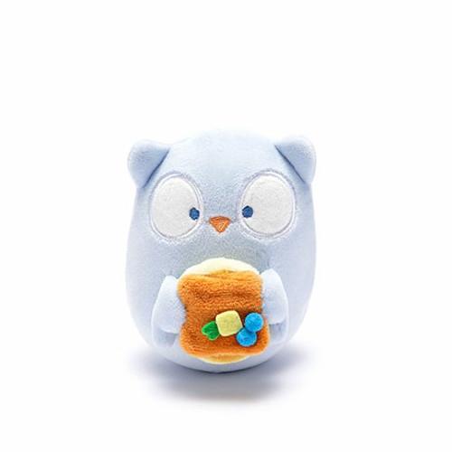 Anirollz Owlyroll Fabric Squishy Ball