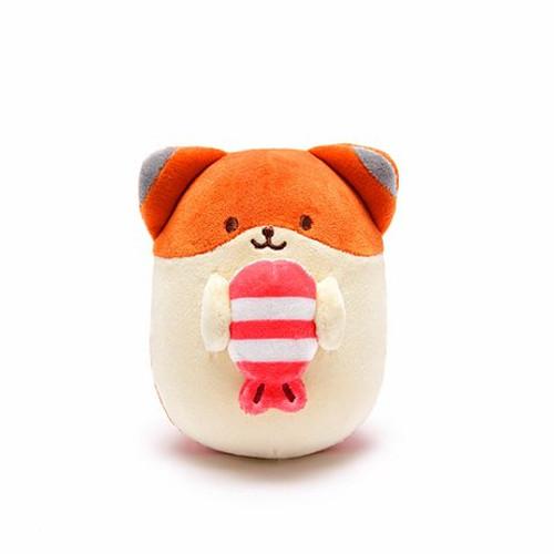 Anirollz Foxiroll Fabric Squishy Ball