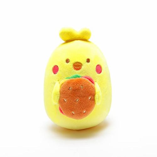Anirollz Chickiroll Fabric Squishy Ball