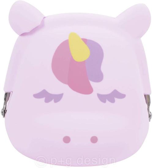 Pochi Unicorn Pink Coin Purse