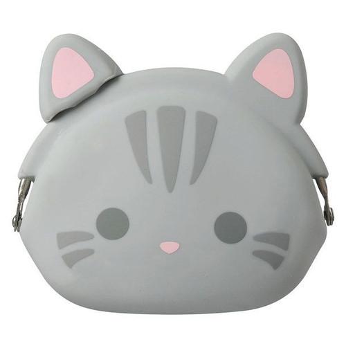 Pochi Tabby Cat Coin Purse