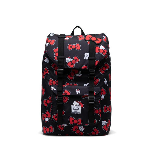 Herschel x Hello Kitty & Friends Bows Little America Mid Volume Backpack