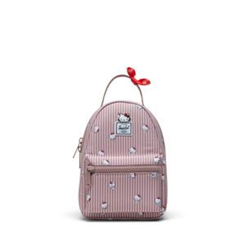 Herschel x Hello Kitty Hickory Stripe Nova Mini Backpack