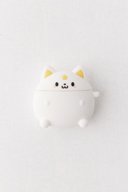 Smoko Shiro Cat Airpod Case