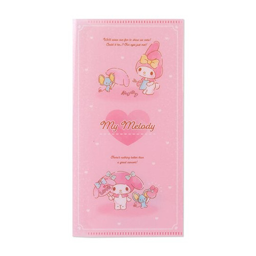 My Melody Ticket Holder