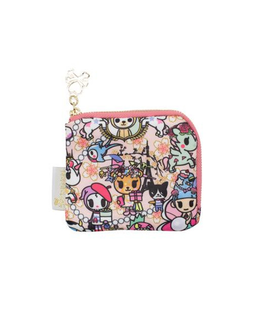 Kawaii Confections Zip Coin Purse
