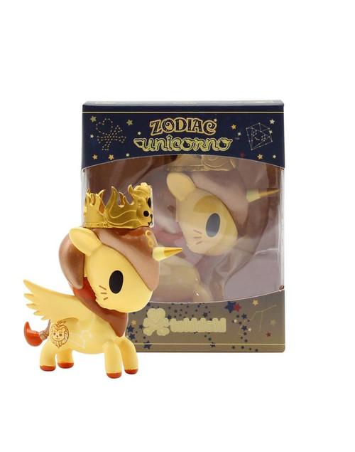 Leo Zodiac Unicorno