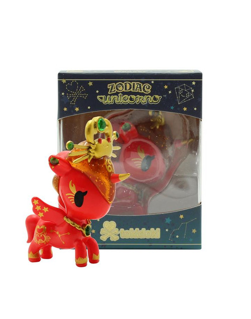 Cancer Zodiac Unicorno