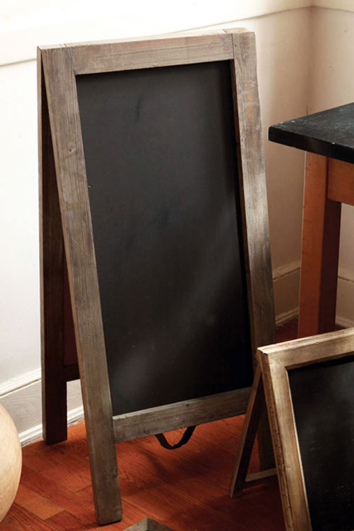 X-Large Standing Two-sided Chalkboard