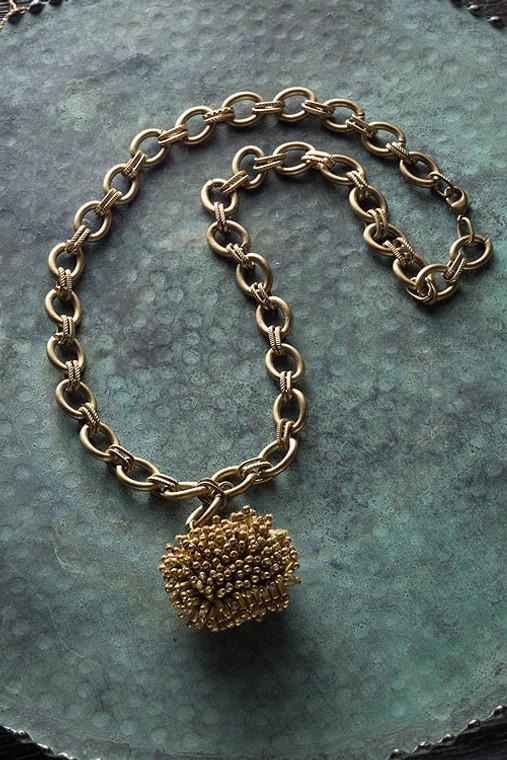 Pataka Square Necklace