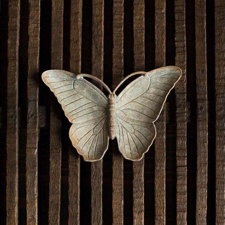 Butterfly Jewelry Dish in Zinc