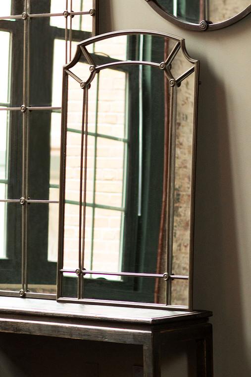 Cast Iron Classic Mirror