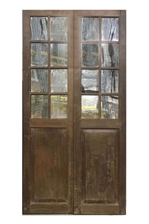 Vintage Teak Doors