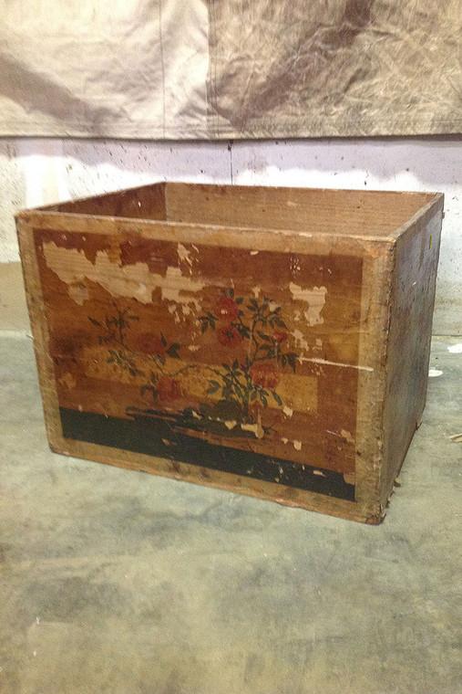 Vintage Tea Crate - Late 1800's