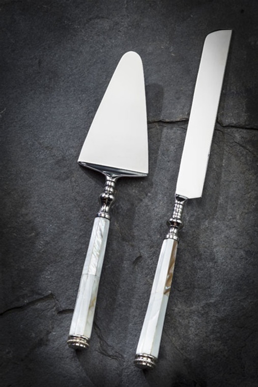 Cake Serving Set of Two