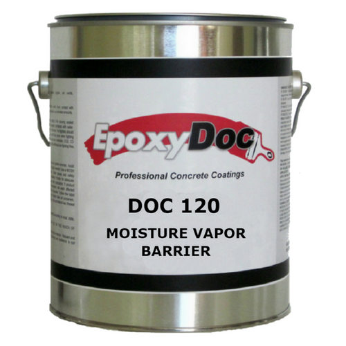 EpoxyDoc moisture vapor barrier controls moisture emission in concrete.