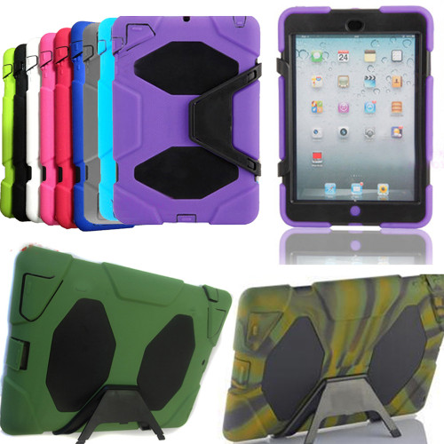 Rugged Case for iPad 8th Gen