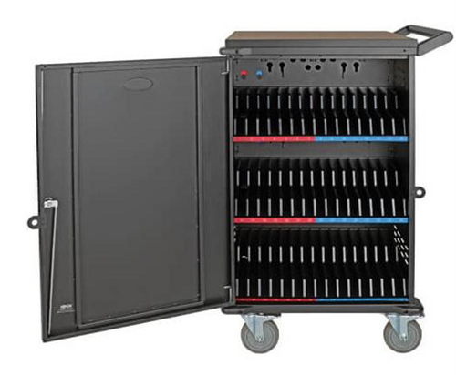45-PORT AC CHARGING CART STORAGE STATION